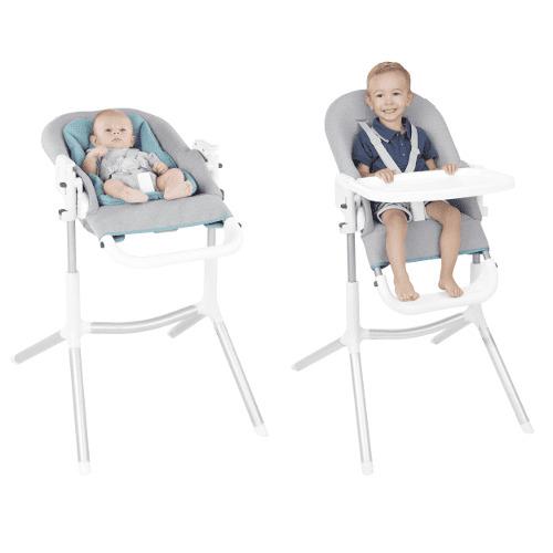 Chaise haute 2 en 1 Slick Babymoov Enfants