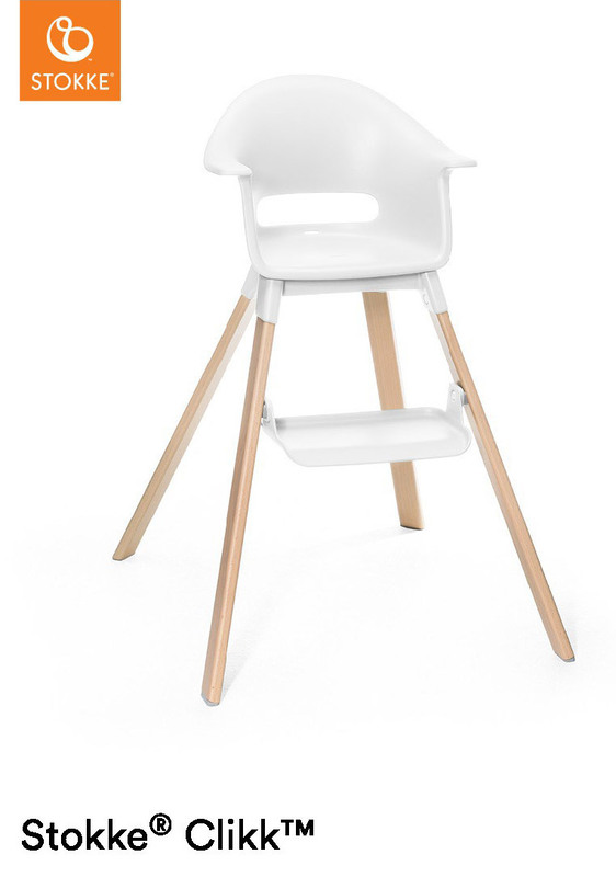 Chaise haute bébé Clikk Stokke Simple