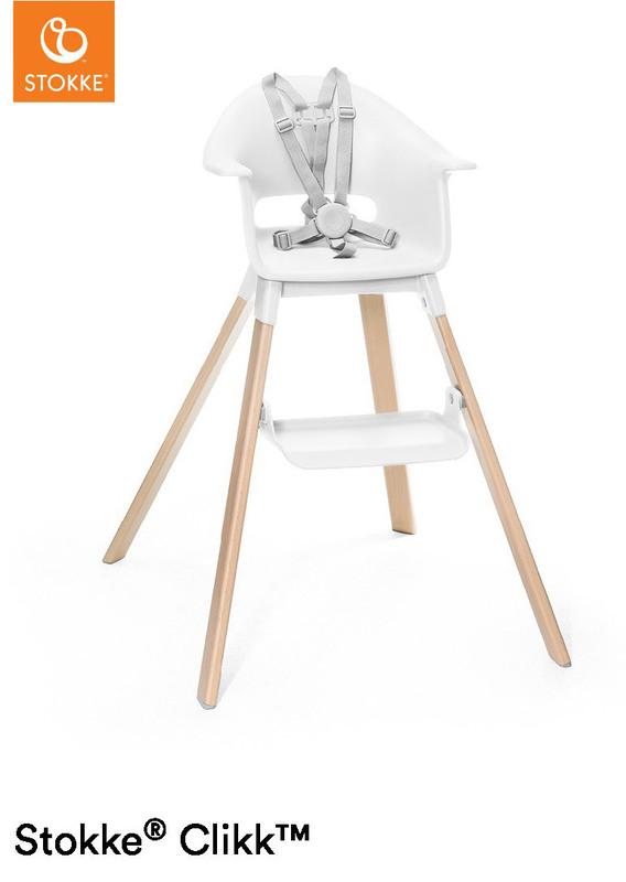Chaise haute bébé Clikk Stokke Produit