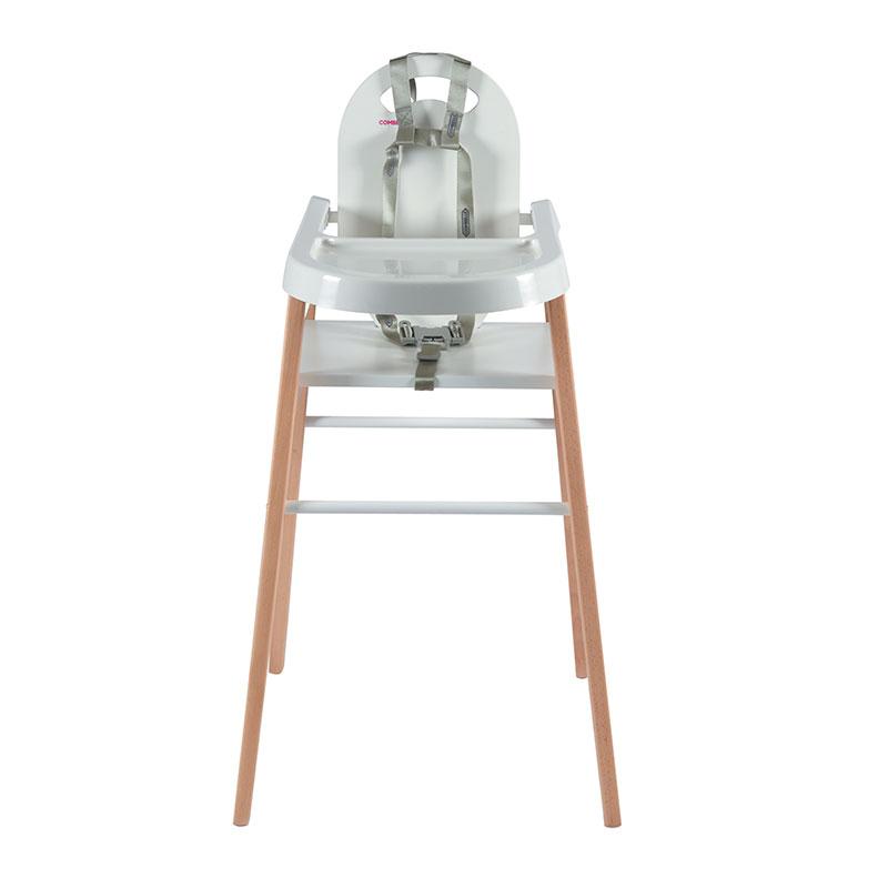 chaise haute Lili laque Combelle BamBinou