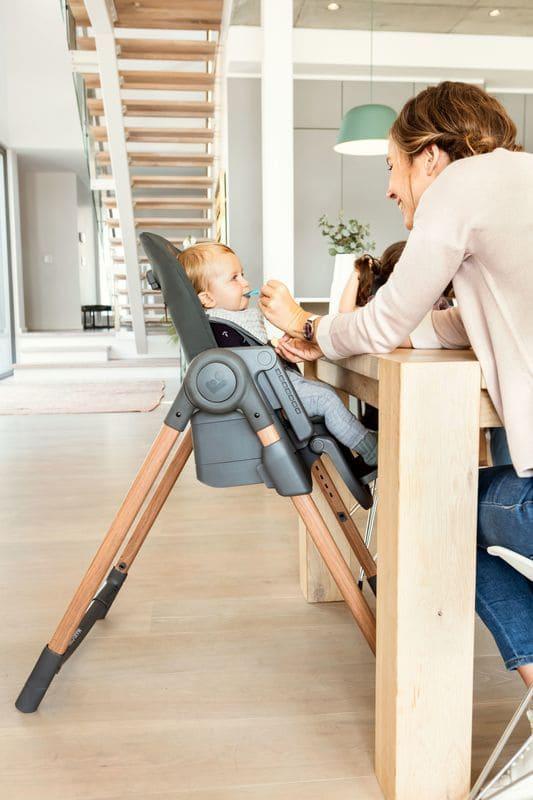 Chaise haute Minla Bébé Confort Maxi Cosi Utilisation