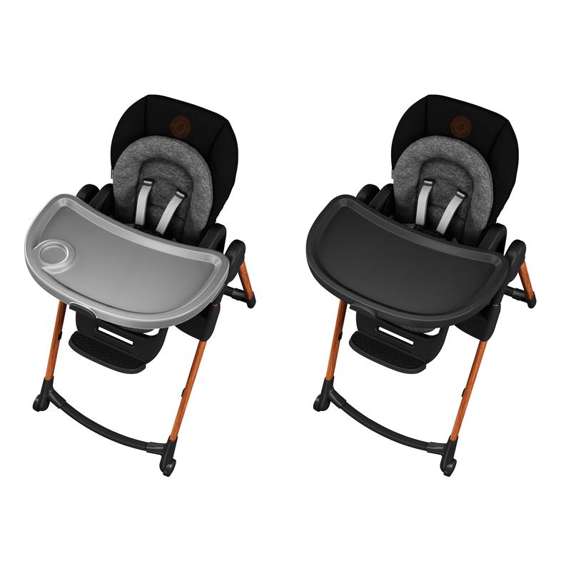 Chaise haute Minla Bébé Confort Maxi Cosi Différences