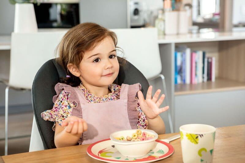 Chaise haute Minla Bébé Confort Maxi Cosi Assiette