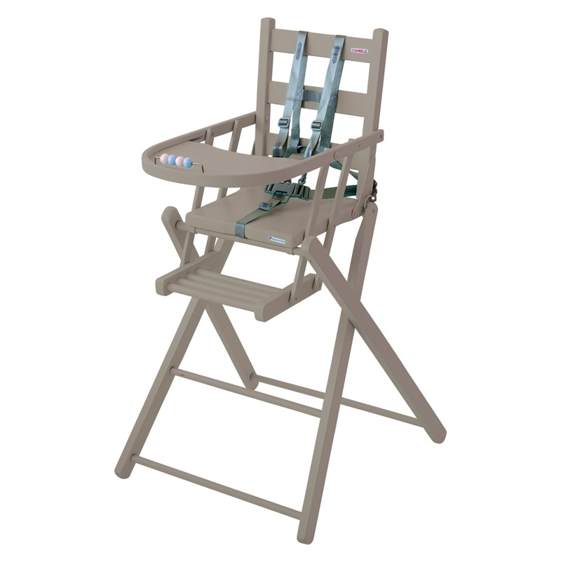 Chaise haute Sarah extra-pliante Combelle