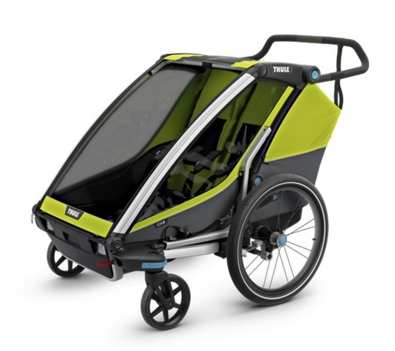 Chariot Cab 2 Thule 1