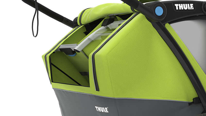 Chariot Cab 2 Thule 2