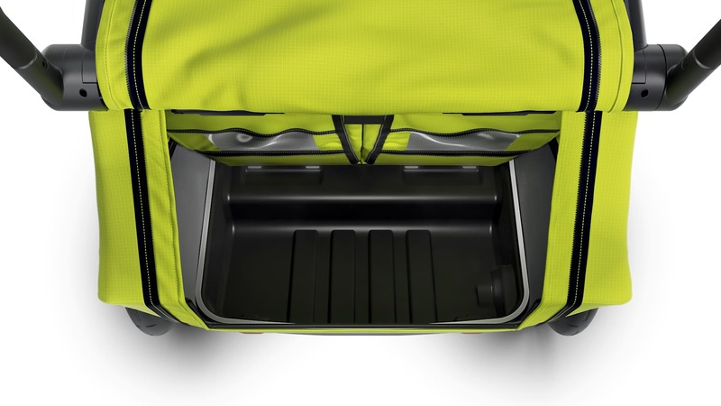 Chariot Cab 2 Thule 5