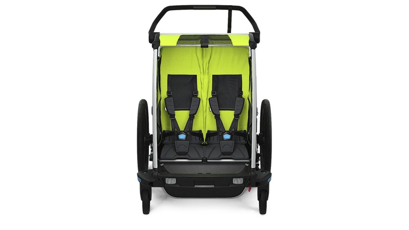 Chariot Cab 2 Thule 3