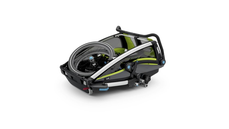 Chariot Cab 2 Thule 6