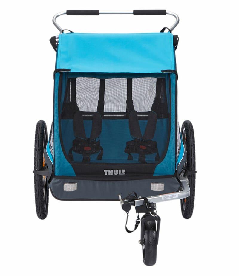 Chariot Coaster XT Thule Arrière