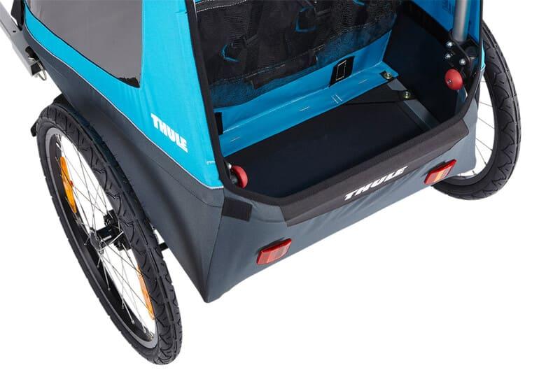 Chariot Coaster XT Thule Détail