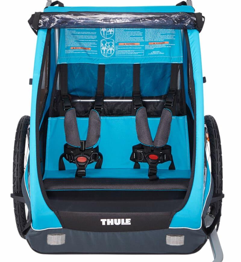 Chariot Coaster XT Thule Intérieur
