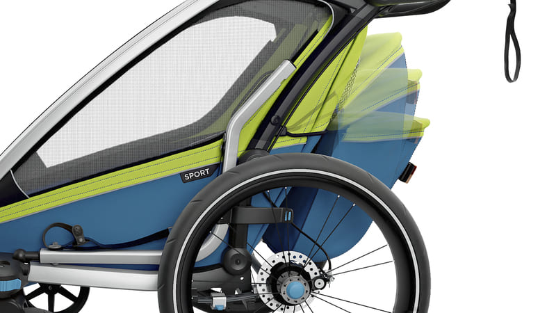 Chariot Sport 2 Thule 2