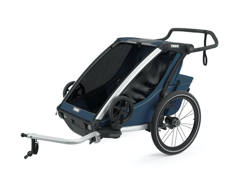 Chariot à vélo Cross 2 Thule Produit