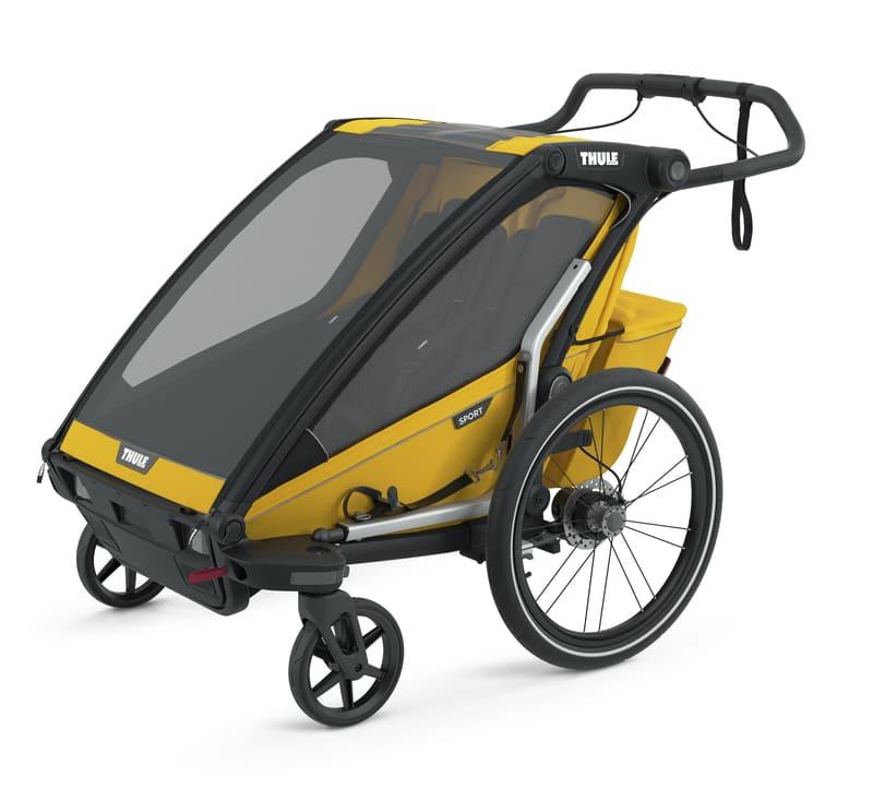 Chariot à vélo Sport 2 Spectra Yellow Thule Produit