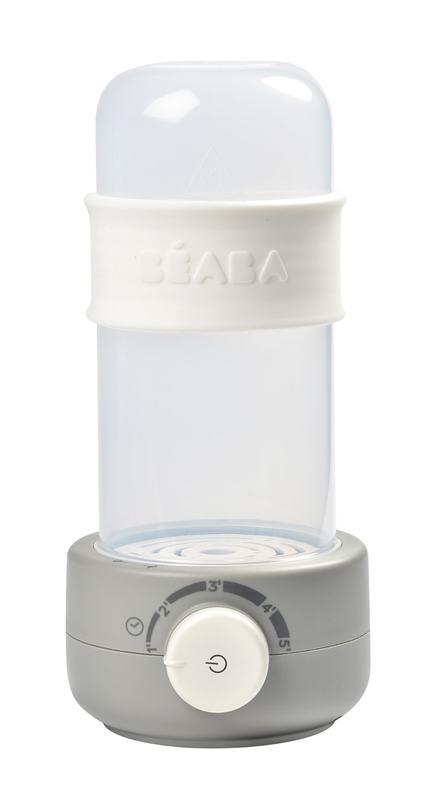 Chauffe biberon Babymilk Second Grey Béba Produit