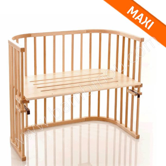 Cododo Babybay Maxi naturel verni avec bandeau