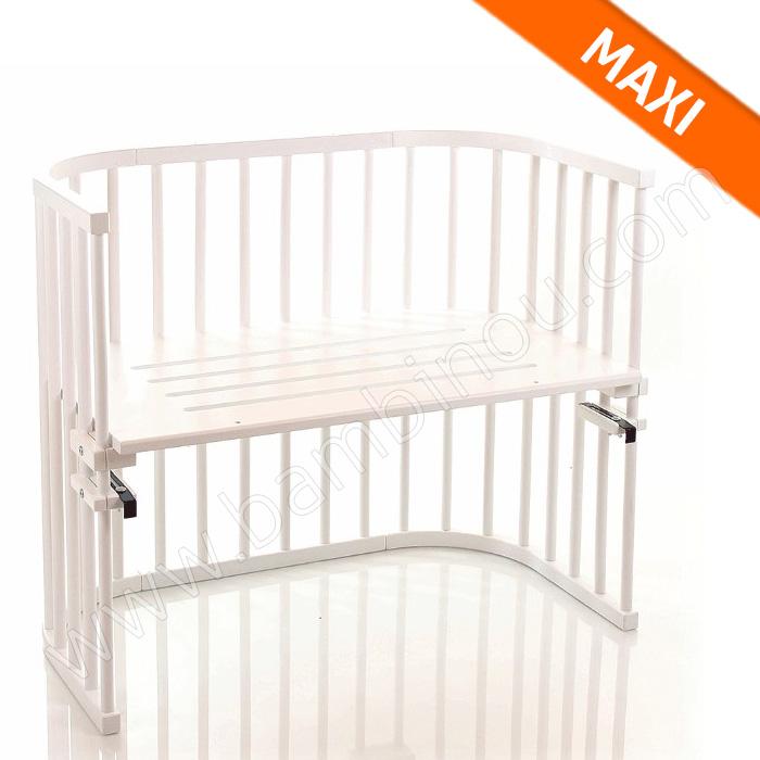 Cododo Babybay Maxi Blanc seul avec bandeau