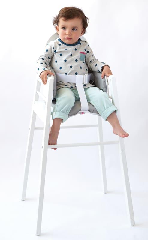 Coussin de chaise-haute PVC Candide 3