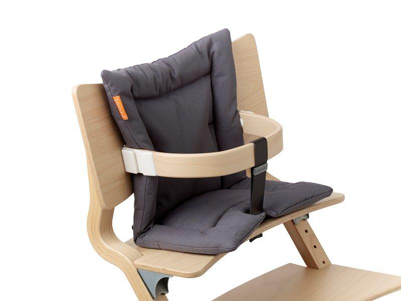 Coussin chaise haute Leander modèle 2018 Leander sur chaise