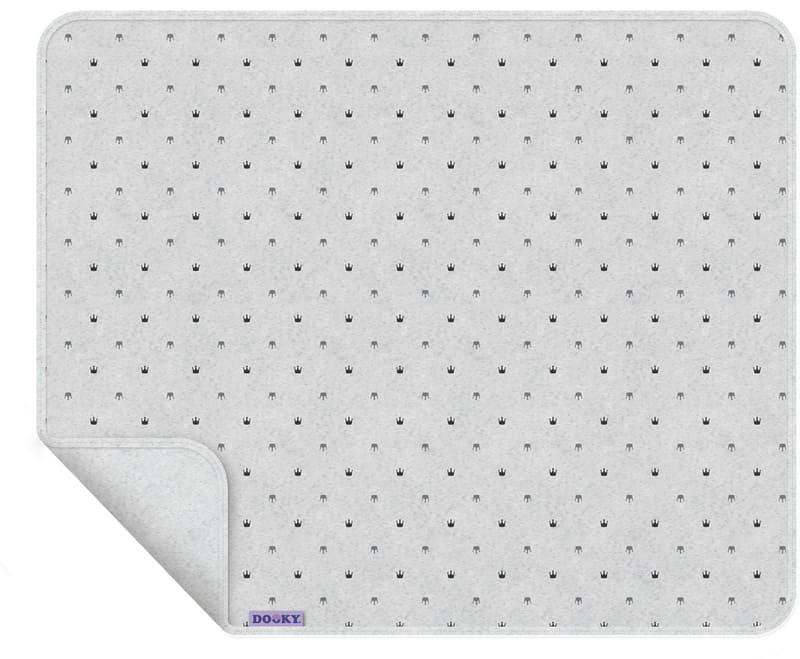 Couverture 100 % coton 70 x 85 cm Dooky Produit