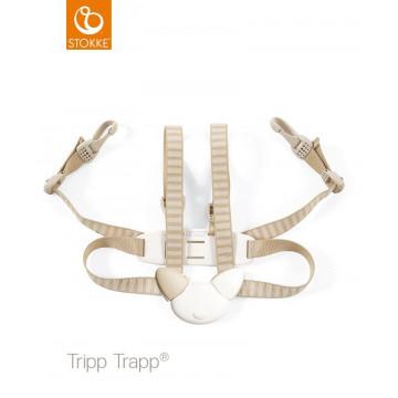 Tripp Trapp Harnais beige Stokke