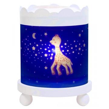 manège lanterne sophie la girafe voie lactée - trousselier - bambinou