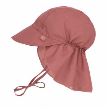 Chapeau de soleil protège-nuque Bois de rose Lassig Produit