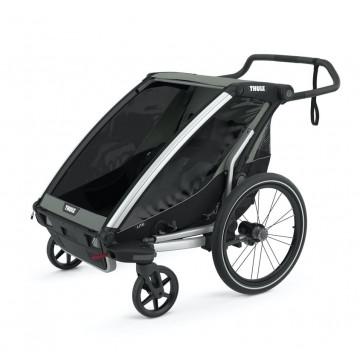 Chariot à vélo Lite 2 Agave Thule Produit