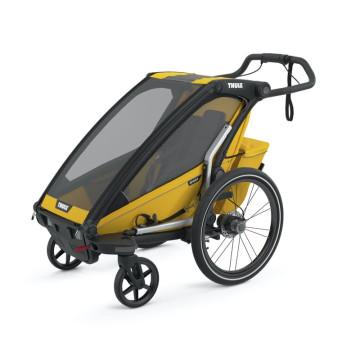 Chariot à vélo Sport Spectra Yellow Thule Produit