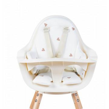 Coussin pour chaise haute Evolu en jersey Childhome Produit