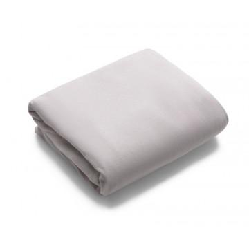 Drap housse coton lit de voyage Stardust Mineral Blanc Bugaboo Produit