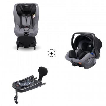 Set sièges-auto Modukid Infant/Seat et base Isofix Modukid Axkid Produit