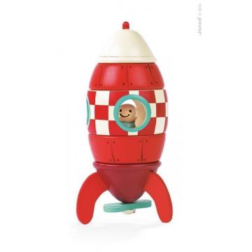 Kit magnétique fusée Janod