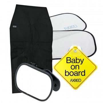 Kit accessoires de sécurité voiture Axkid