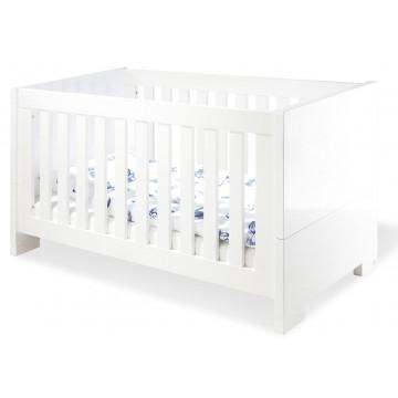 Lit bébé Sky blanc Pinolino Produit