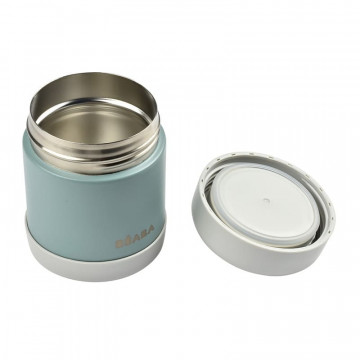 Portion inox isotherme 300 ml Béaba Couvercle