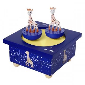 Boite à Musique Sophie La Girafe voie lactée - Trousselier - Bambinou