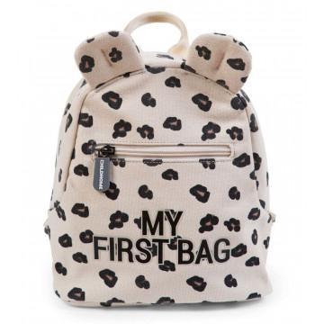 Sac à dos enfant My First Bag Leopard Childhome Produit
