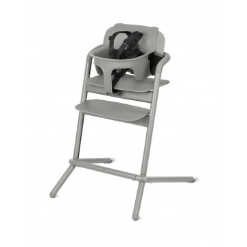Set bébé chaise haute Lemo Cybex Installation