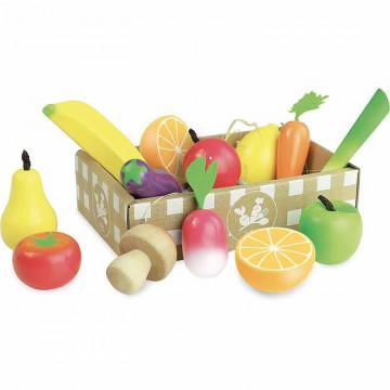 Set fruits et légumes Jour de Marché Vilac