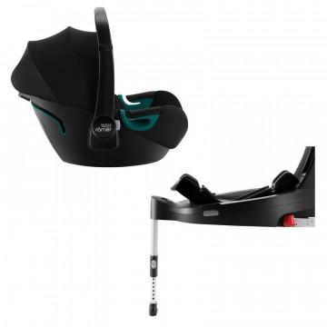 Siège-auto Baby-Safe 3 i-Size groupe 0+ avec base isofix Flex iSense Britax Romer Produit
