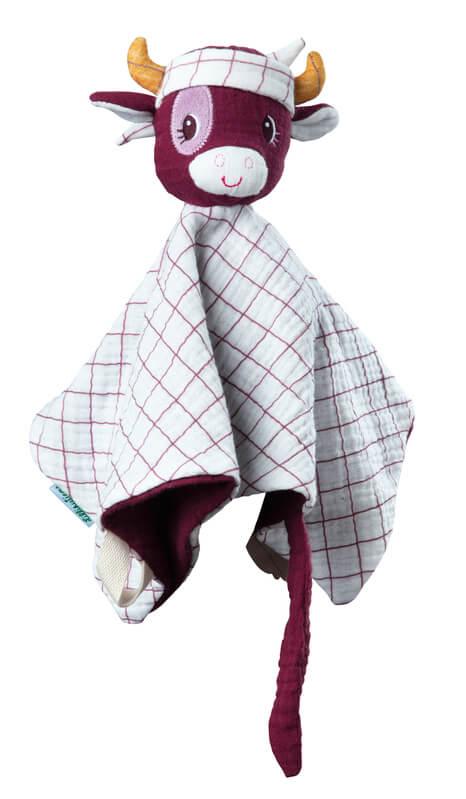 Doudou en tissu souple Rosalie Lilliputiens Produit