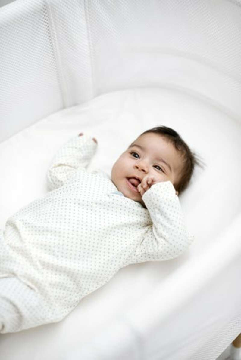 Drap housse pour Berceau Évolutif Mesh Blanc Babybjorn 2