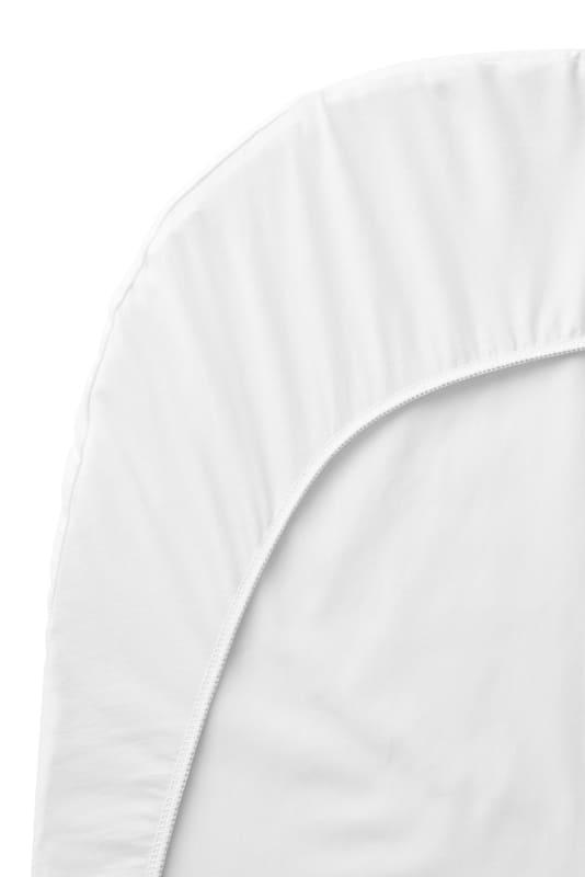 Drap housse pour Berceau Évolutif Mesh Blanc Babybjorn 1