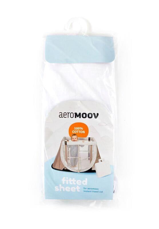 drap housse lit de voyage instant Aeromoov Packaging