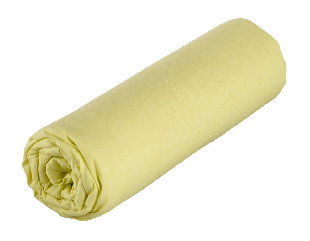 Drap pour lit bébé 118x180 cm coton bio Ptit Basile Bambinou