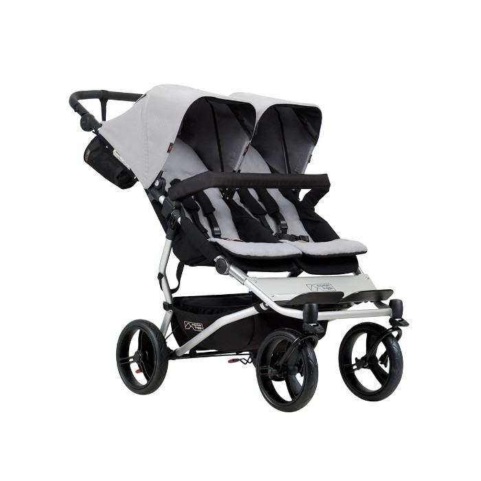 Poussette double Duet V3 Mountain Buggy