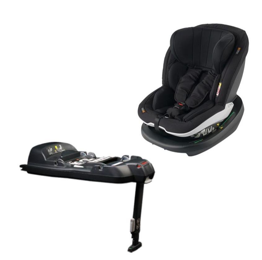 Pack siège-auto iZi Modular i-size gr. 0+/1 avec base isofix Besafe