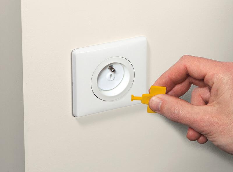 Essentiel de sécurité maison Safety First Prise